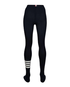 black Maya GG leather gloves