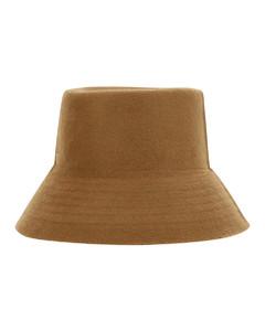 black Maya GG leather gloves