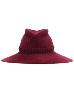 Mytheresa发售 –Fretwork Redux毛毡帽