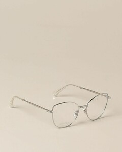 eyeglasses in acetate and metal