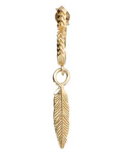 Set of five badges