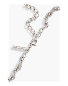 Unisex Beige Cat Eye Eyeglass Frames CD0408 009 52