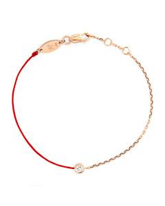 Rose Gold Pure Double Bracelet