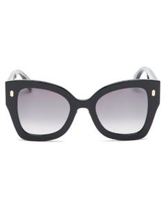 Roma cat-eye acetate sunglasses