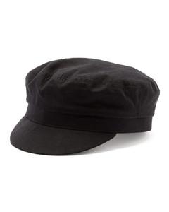Evie cotton baker boy hat