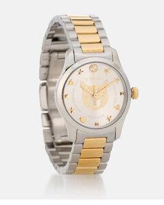 G-Timeless 27mm不锈钢手表