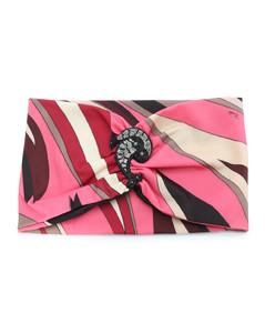 Mini Orb embellished rose gold-tone ring