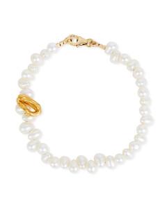 Scarf Firna In Red, Pink Alpaca