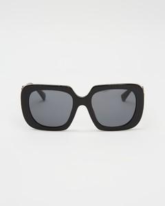 Longline cashmere gloves