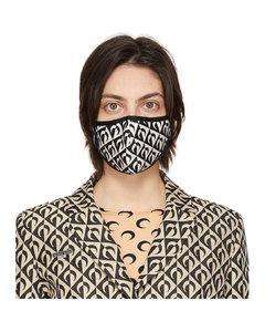 黑色Branded Daily口罩