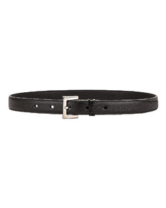 YSL Belt in Black