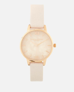 Women's Semi Precious Watch - Blossom/Rose Gold