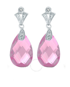 Woman Hematite And 24-karat Gold-plated Swarovski Crystal Necklace