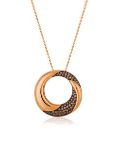 18K黄金钻石戒指