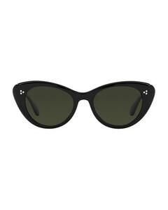 Rishell Cat-Eye Sunglasses
