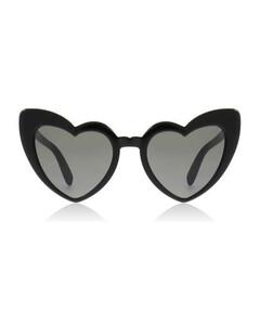 Eyewear Heart Shaped Sunglasses