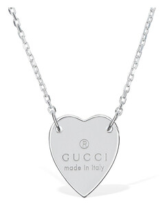 48cm Gucci Heart Necklace