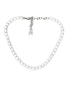 Ara SG Deux sterling silver and 18kt yellow gold earrings with diamonds