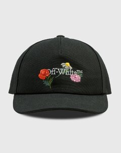 Embroidered Canvas Baseball Cap