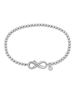 Skull & Stripes Wool Scarf