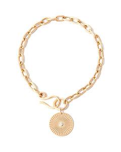 Zig Zag pattern multicolor scarf