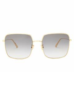 Stellaire square metal sunglasses