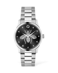 38mm G Timeless Bee Motif Watch