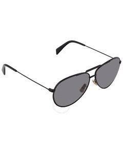 Grey Aviator Ladies Sunglasses CL40062U02D61
