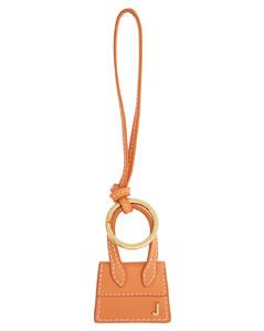 橙色Le Porte Clés Chiquito钥匙扣