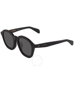 Retro Grey Ladies Sunglasses CL40017F01A53