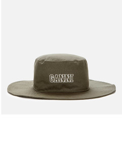 Women's Organic Cotton Hat - Kalamata