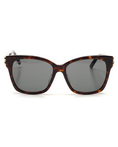 Compact Wooden Handle Umbrella