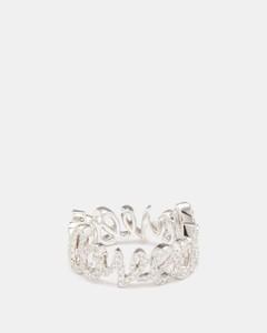 SK4 giraffe-spot padded knee-high ski socks