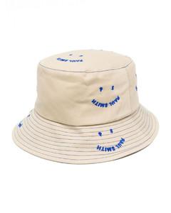Smile Print Bucket Hat