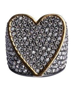 Women's Celestial Glitter Mesh Watch - Silver