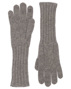 My Gloves To Touch Knit Cashmere Gloves
