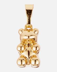Women's Golden Nostalgia Bear - Gold