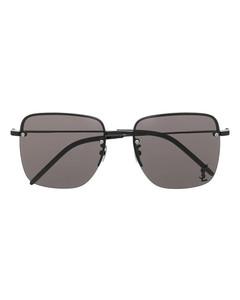 Square Monogram Sunglasses