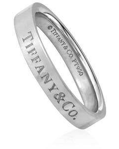 Tiffany Unisex Tiffany & Co Platinum Band Ring