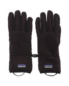 Retro Pile Gloves