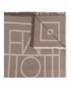 黄褐色Ombrato Teddy手套