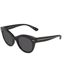 The Row Grey Cat Eye Ladies Sunglasses 0OV5421SU 100581 53