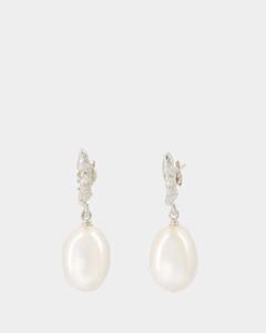 Jodhpur flora and fauna-print silk-faille scarf