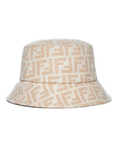 FF Monogram Bucket Hat