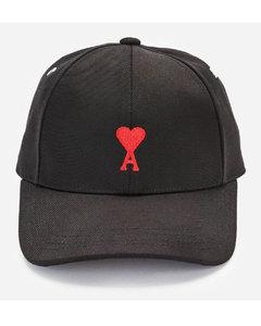Women's Cap Logo - Black