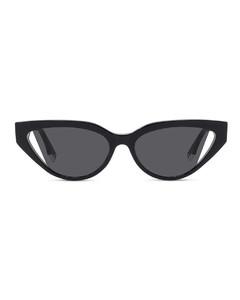 Women's Green Quartz Pendant - Green