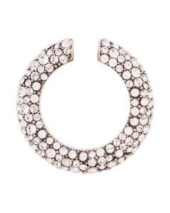 FF logo wool and silk shawl
