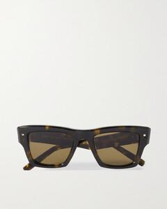 BB-logo antiqued beaded bracelet