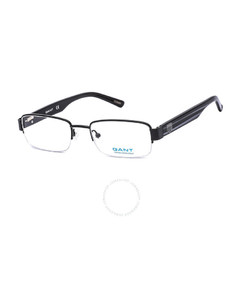 Ladies Black Square Eyeglass Frames GAA639P3953