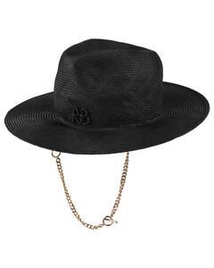 Tortoiseshell oval-frame sunglasses